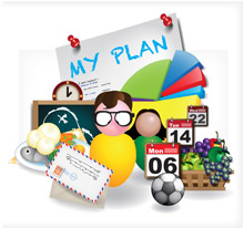 My Plan icon
